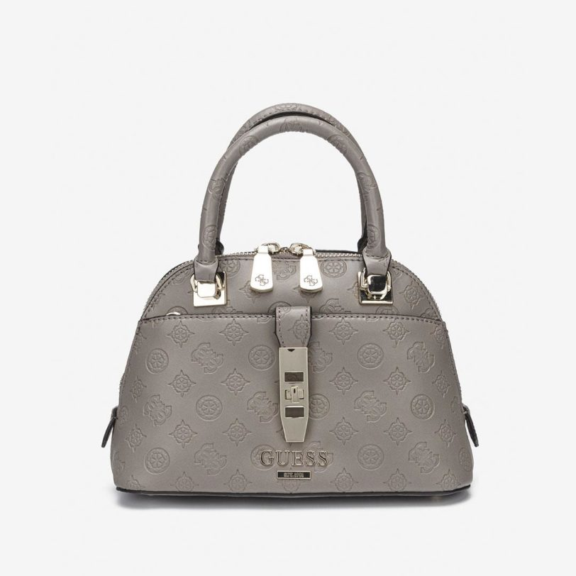 tas GUESS Peony Classic Small Dome Satchel