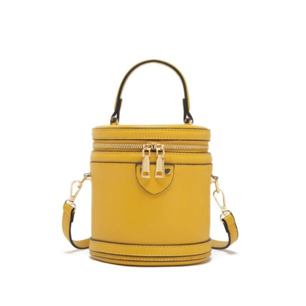 tas jh cyncyn box bag yellow