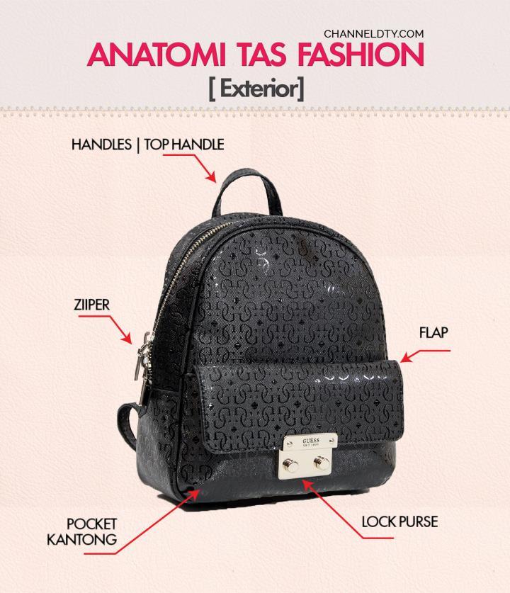 ketahui bagian tas fashion