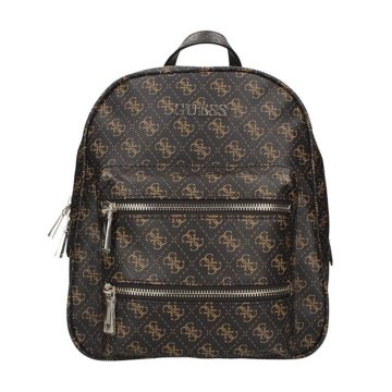 tas backpack guess caley dark brown