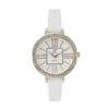 JH Ladies Leather Classic Modern putih