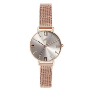 JH Ladies Minimalist Rose Gold- Rantai Pasir (2067)