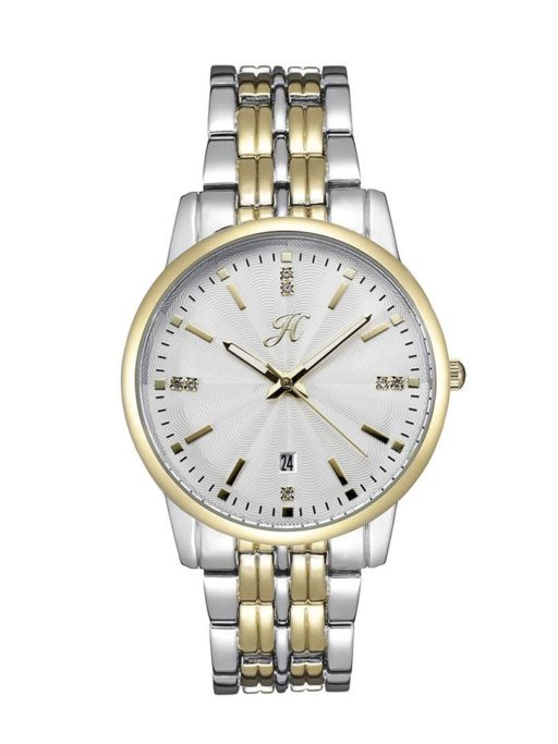 jh classic men white gold