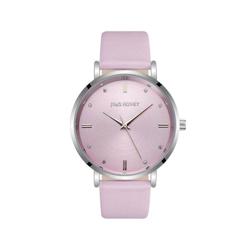 JH Ladies Leather S Pink
