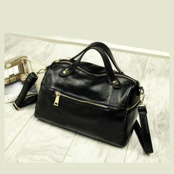 tas jh emma roll bag black