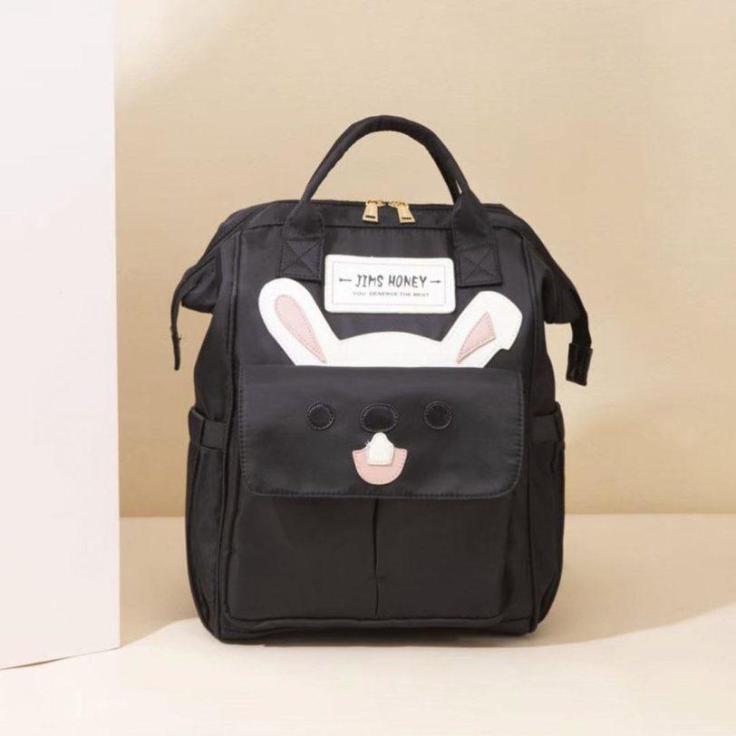 jg keiko backpack black