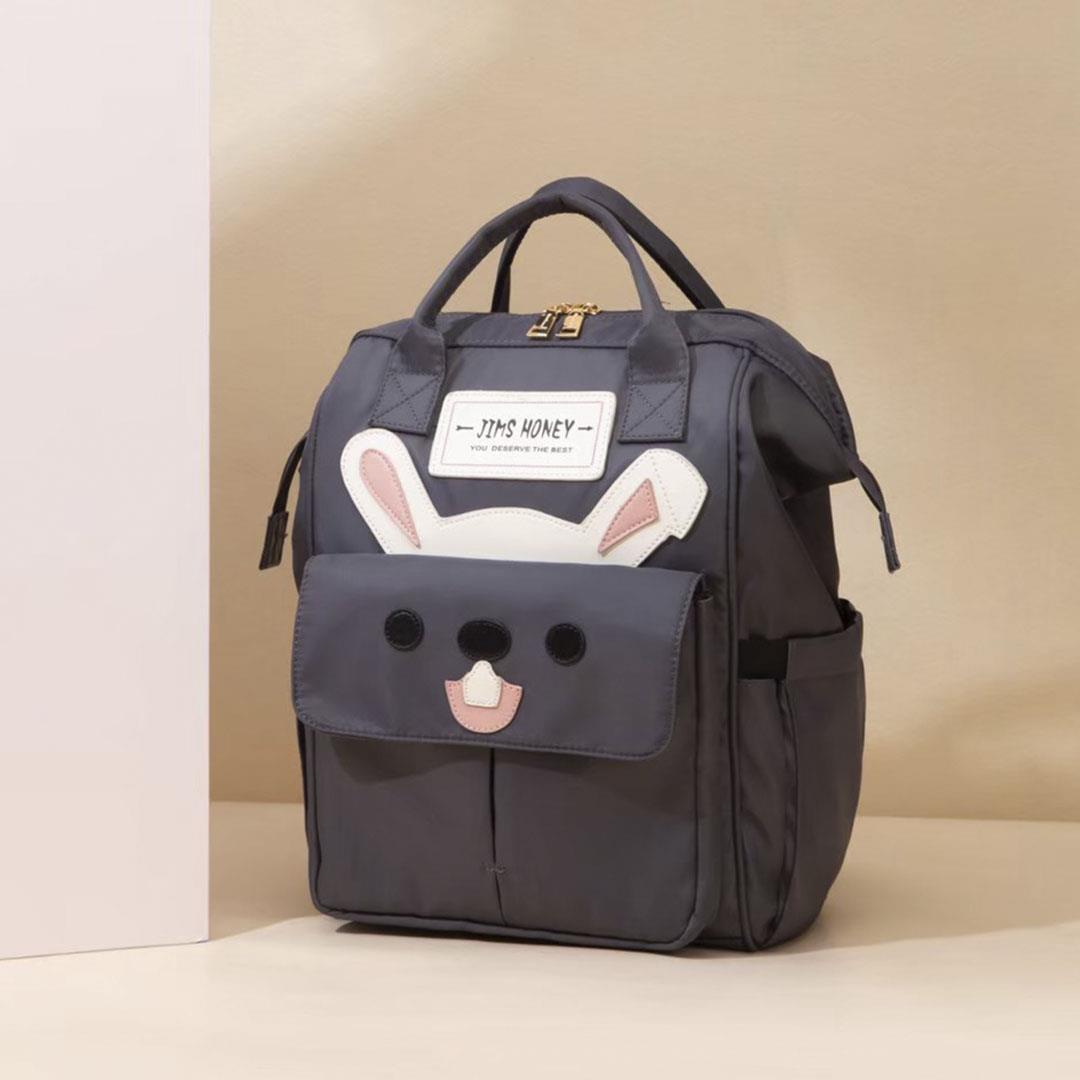 jg keiko backpack gray