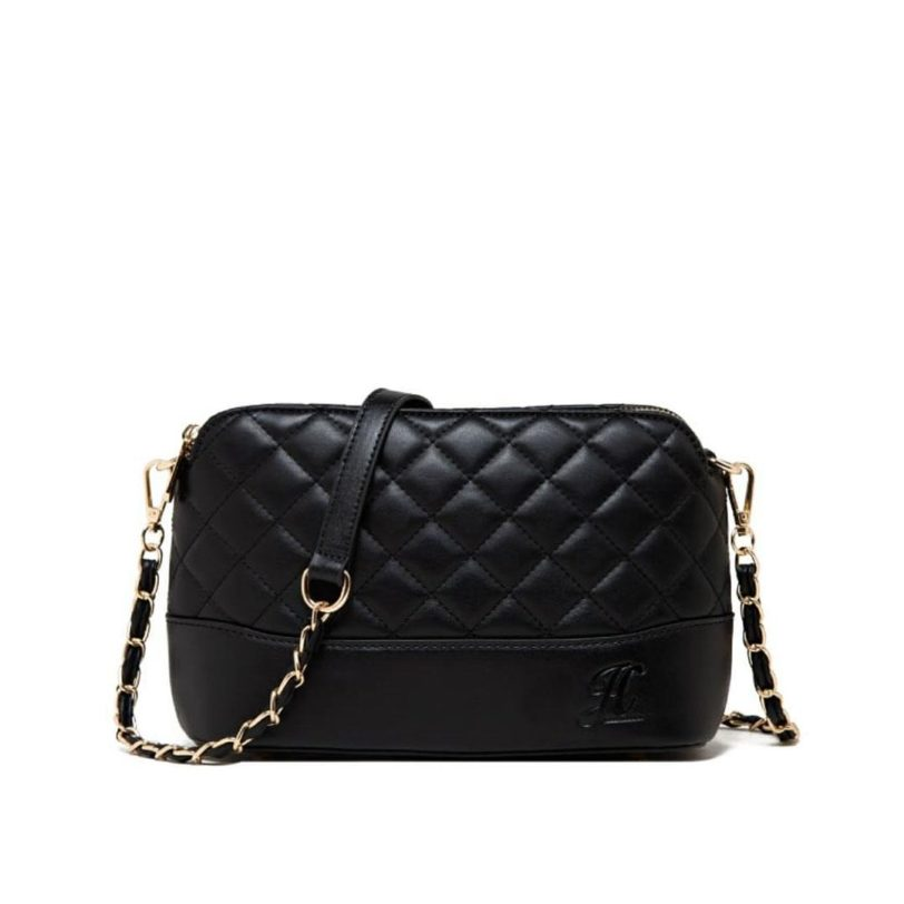 jh kylie sling bag black