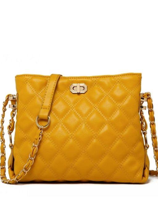 jh valerie crossbody bag yellow