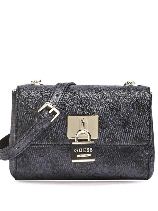 tas guess downtown mini black coal
