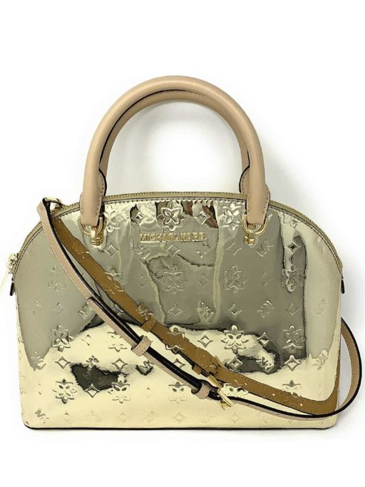 Michael Kors emma dome satchel