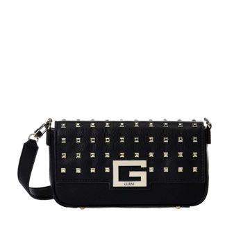 GUESS Brightside Shoulder Bag Black