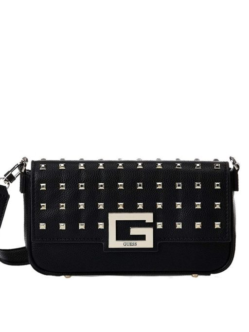 GUESS Brightside Shoulder Bag Black