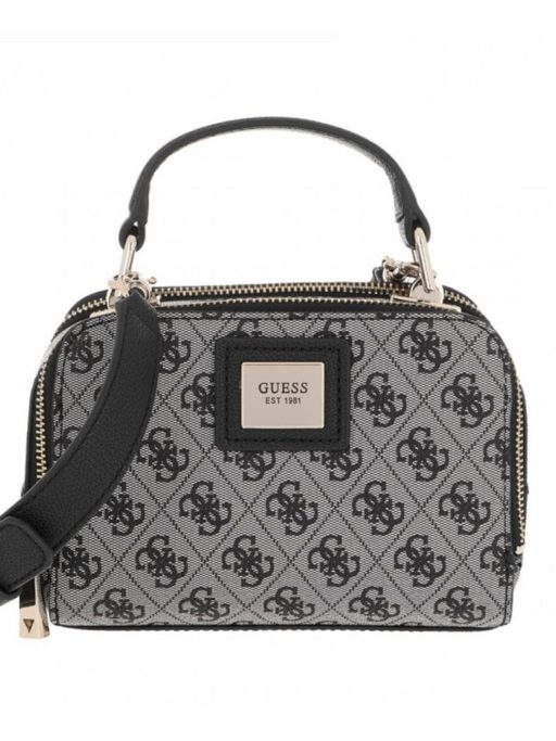 Guess Candace Mini Crossbody gray