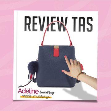 review tas jh adeline bucket bag