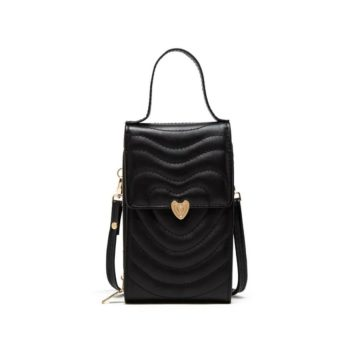 tas aishiteru mini bag black