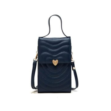 tas aishiteru mini bag navy