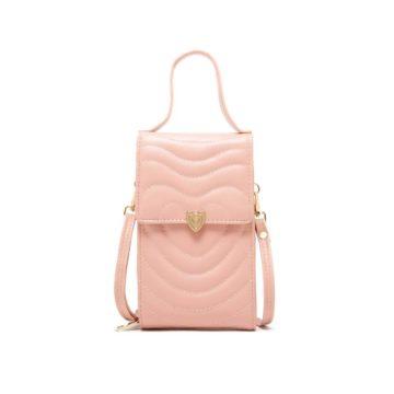 tas aishiteru mini bag pink