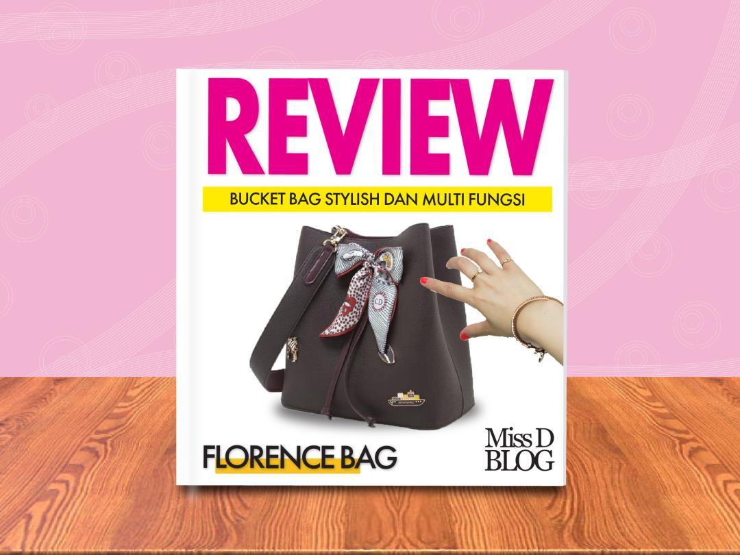 review tas florence bag dari jimshoney
