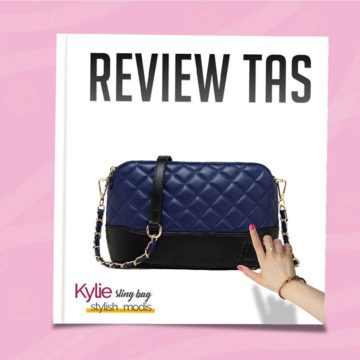 Review Tas JH Kylie Sling Bag