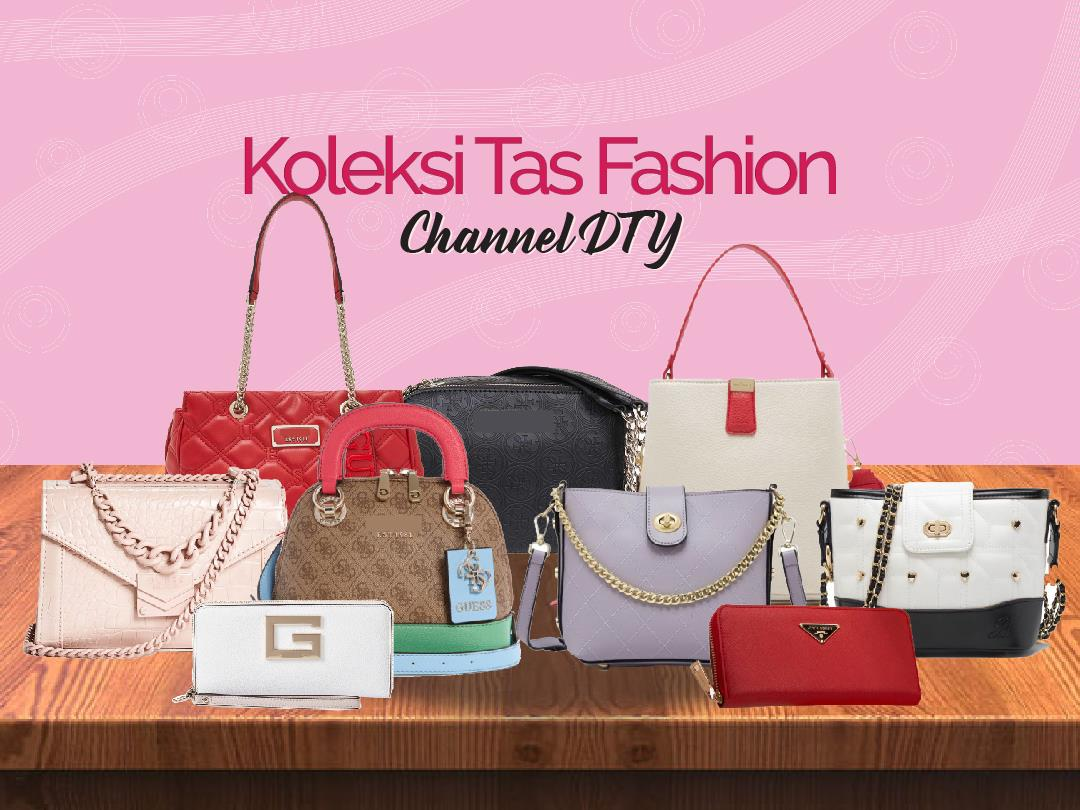 koleksi tas fashion channeldty