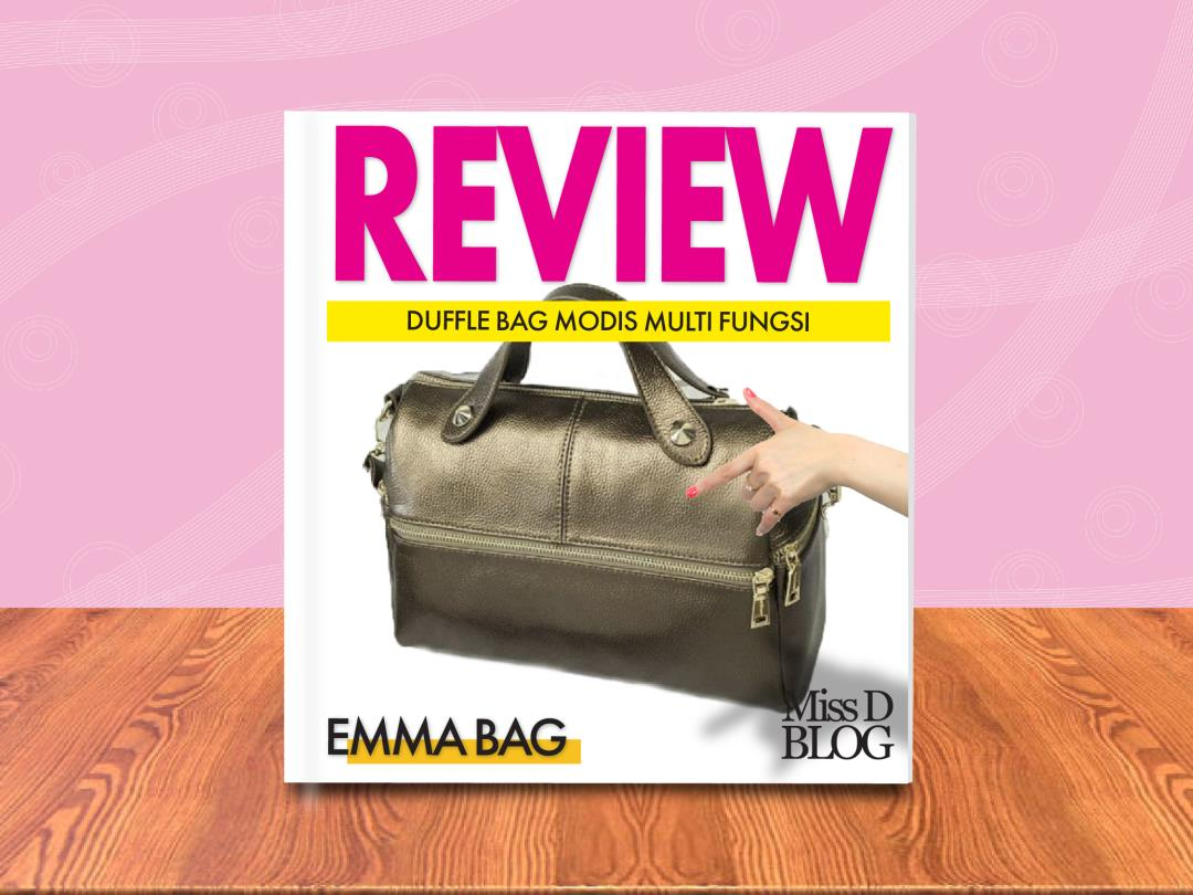 review tas emma bag