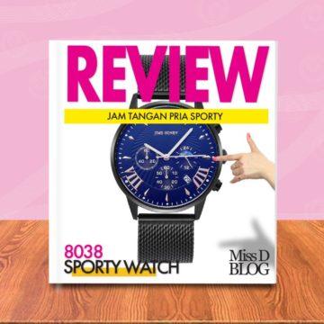 review jam tangan pria jimshoney 8038