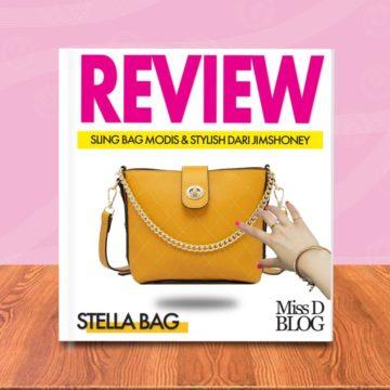 Review Tas Stella Bag