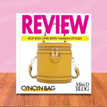 Review Tas Cyncyn Bag