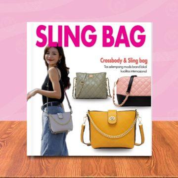 Koleksi Sling Bag | Channel DTY
