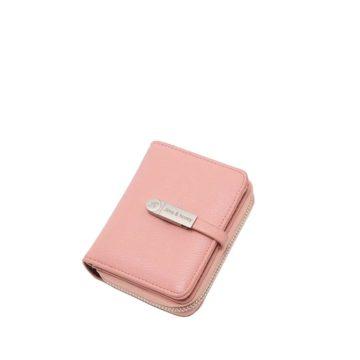 channeldty chole wallet pink