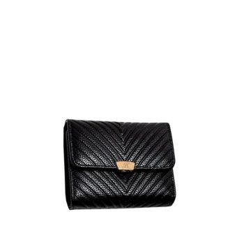 dompet elena kecil black