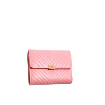dompet elena kecil pink