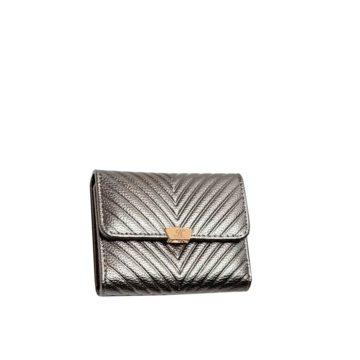 dompet elena kecil silver
