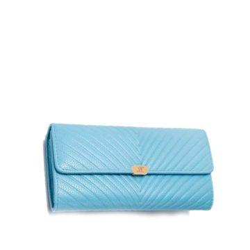 jh elena p wallet blue