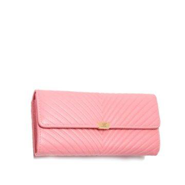 jh elena p wallet pink