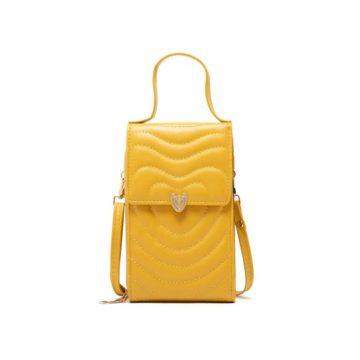 tas aishiteru mini bag yellow