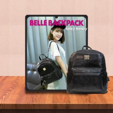 Video Review Backpack Trendy JH Belle