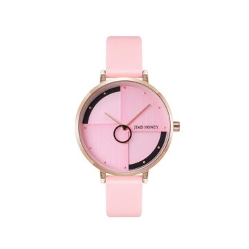 JH Ladies Classic Modern Leather Pink (8129)