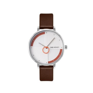 JH Ladies Classic Modern Leather Brown (8129)