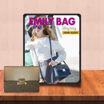 Video Review Sling Bag Super Trendy JH Emily Bag