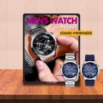 Video Review Jam Tangan Pria Sporty JH 8305