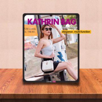 Review Tas Eksklusif Super Stylish JH Kathrin Bag