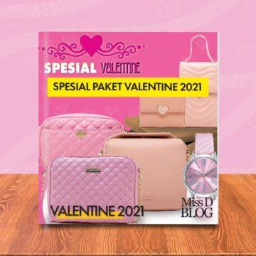 Promo Spesial Valentine 2021