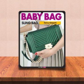 Review Sling Bag Elegan JH Baby Bag