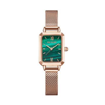 JH Ladies Emerald Elegan JHW03 Rantai Rose Gold