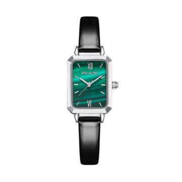 JH Ladies Emerald Elegan JHW03 Leather Silver