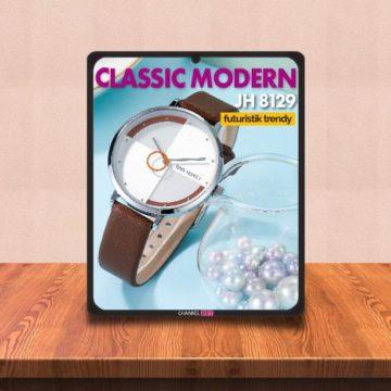 Review Jam Perempuan Classic Modern JH 8129