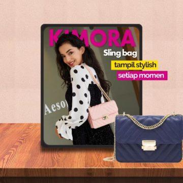 Review Tas Sling Bag Elegan JH Kimora