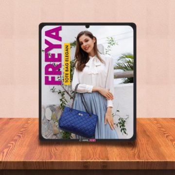 Review Tote Bag Minimalis Elegan JH Freya
